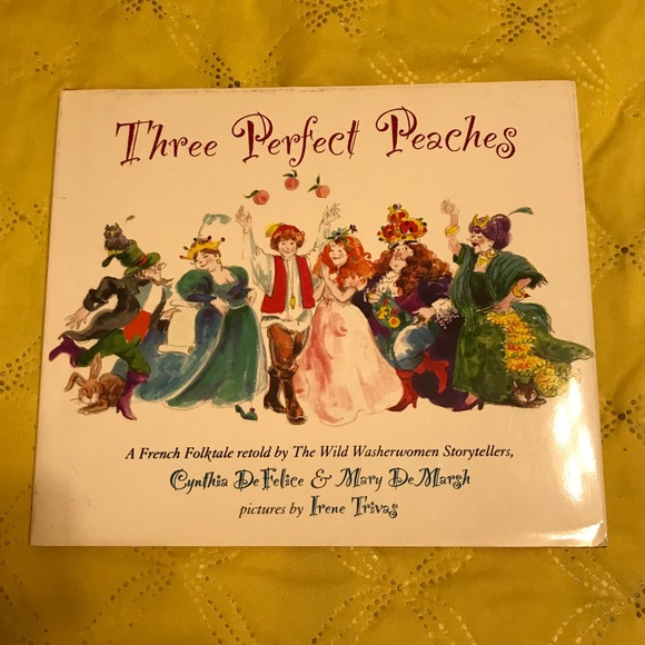 Other - Three Perfect Peaches